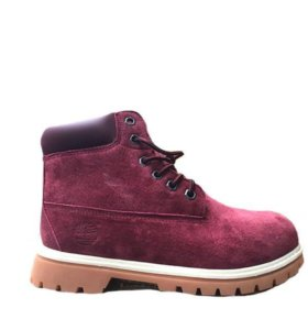 Timberland 6 Inch Boots Bordo-Pink (36-40)