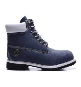 Timberland 6 Inch boots Dark Blue (36-40)
