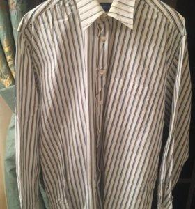 Рубашка мужская р 42