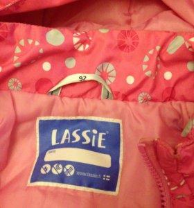 Костюм курточка - штаны lassie на девочку 2-3 лет