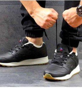 Reebok🔥кожаные кроссовки