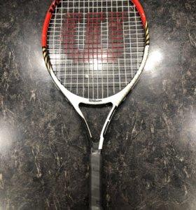 Ракетка для тенниса Wilson roger federer 23