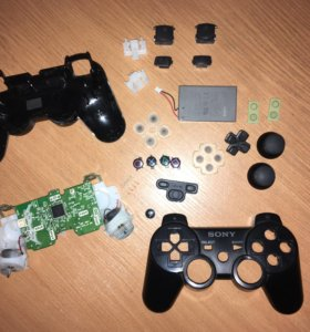 Sony Dualshock 3 по запчастям