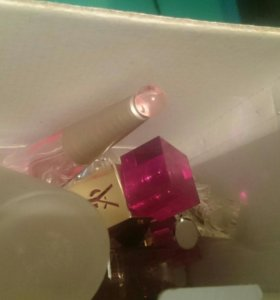 Флакончики от туалетной воды