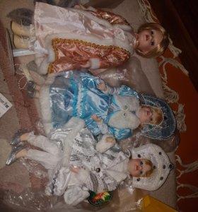 Куклы в ассорт.новые