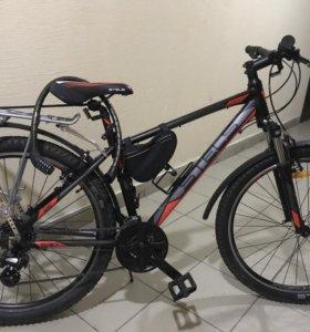велосипед Stels Navigator 630 V 26 (2017) черный