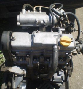Мотор от ваз 2115