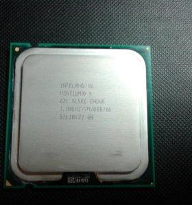процессор Intel Pentium 4 631 lga 775