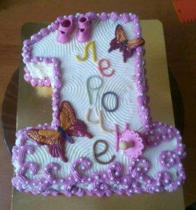 Торты,десерты и полуфабрикаты на заказ