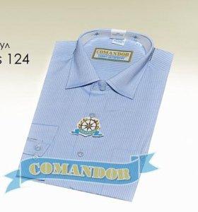 Рубашка школьная Comandor, 146-152