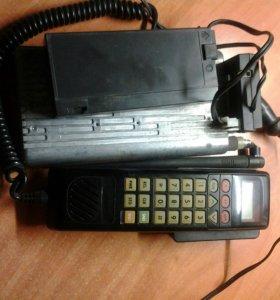 Машинный телефон с мощным сигналом