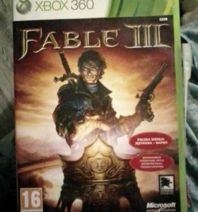 Fable - 3 (XBOX 360)