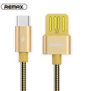 Кабель Remax Metall Micro USB