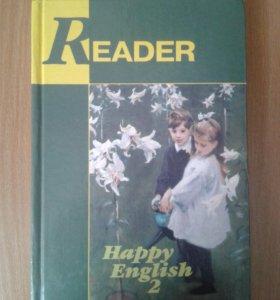 Книга для чтения по английскому языку 7-9 классы.