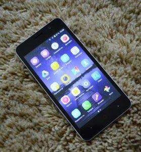 """Новый 5"""" смартфон с мощным аккумулятором"""