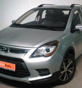 Lifan X50, 2016