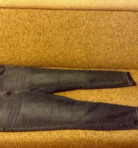 Новые джинсы скинни 52 размера