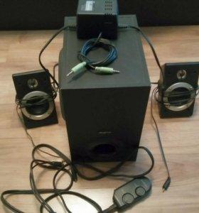 Активная 2.1-акустика Creative Inspire T2900