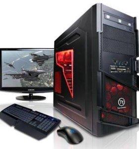 Игровой мощный компьютер