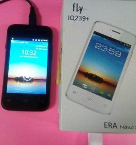 Смартфон Fly IQ239 ERA Nano 2