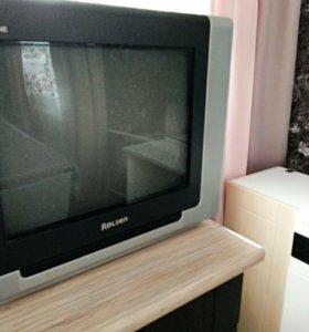 "Телевизор ""ROLSEN ls-100""."