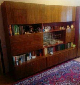 Шкаф+стенка в очень хорошем состоянии