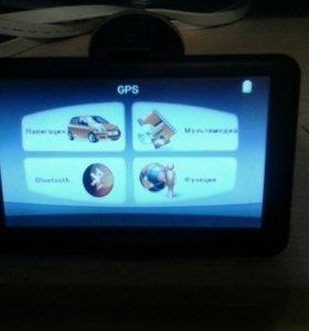 Prestigio GeoVision 5056 BT Navitel