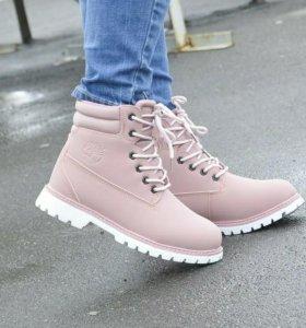 Ботинки весенние Tomsk