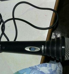 микрофоны отдам
