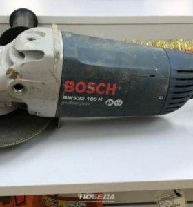 Болгарка bosch gws 22-180h