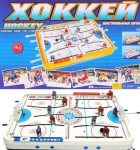 настольная игра хоккей новая в упаковке