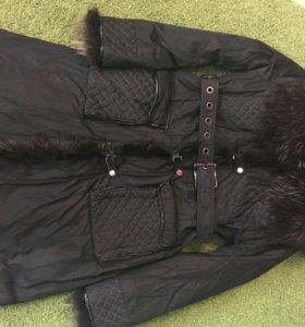 Зимнее пальто 48 размер