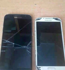 Samsung galaxy s4, Samsung galaxy s7 egde