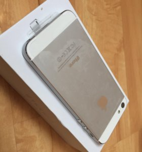 iPhone 5 16gb Новый