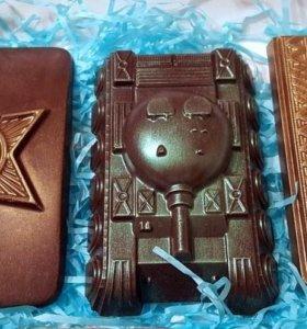Шоколадный набор в подарок!