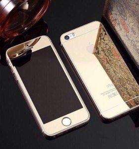 Стекла на iPhone 5 5s 5se