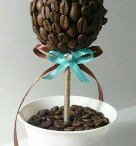 🌸Топиарий кофейный (отличный подарок)🌸