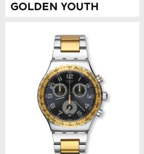 Swatch Golden Youth