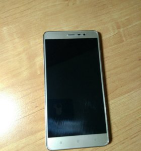 Xiaomi redmi note 3 pro (3/32) + 3 чехла