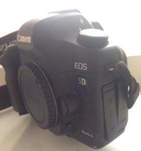 Фотоаппарат Canon 5D Mark ll