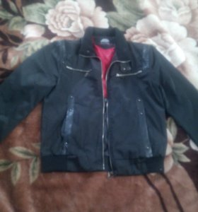 Куртка демисезон подростковая 14-16
