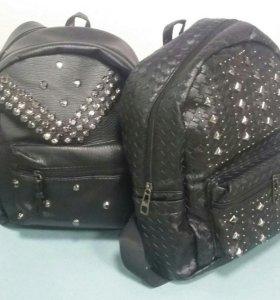 Рюкзак кожаный в ассортименте