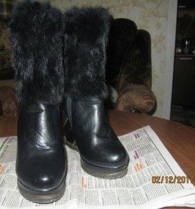Зимняя обувь.