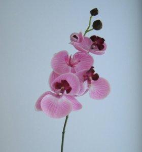 Орхидея, искусственные цветы