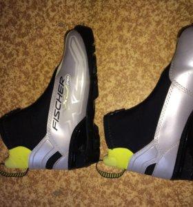 Лыжные ботинки Fischer XJ Sprint EU35 - 35-36 разм