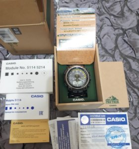 Casio PRW 5000 T 7 ER