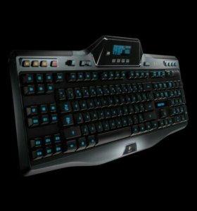 Logitech G510 игровая клавиатура с RGB подсветкой