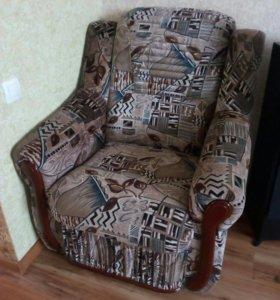 Кресла два штук