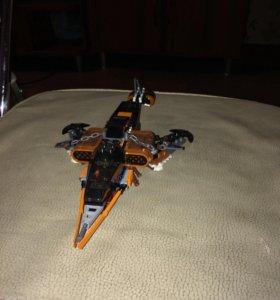 Конструкторы Лего в сборе 4шт