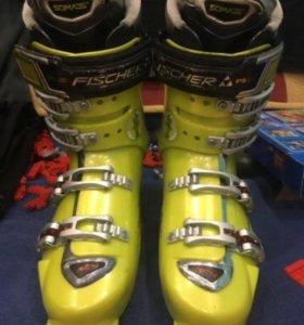 Горнолыжные ботинки FISHER RC4
